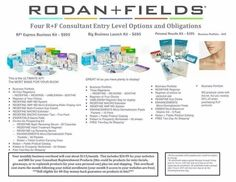This business offers so many consultant discounts, especially when you want EVERYTHING but can't necessarily afford the Retail Prices! Plus by using the products, talking about them and referring people to buy their own YOU get paid for it! Learn more and find out what package is best for you at https://mknowles.myrandf.biz