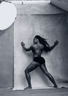 Serena Williams is the epitome of fierce.