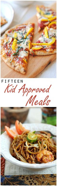 Got a naughty, fussy eater at your place?thousands of moms face the same dilemma every day, particularly when their kids start getting into schools, when packing tiffin boxes becomes a nightmare!Here we've put down a list of the best 15 simple healthy food recipes for kids.!!!