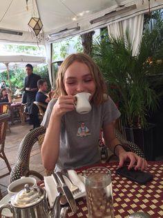Lily-Rose Depp is so cute