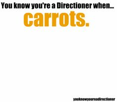 Every time I eat carrots all I can think of is Louis