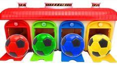 تعليم الاطفال مع الشاحنة والقطار - العاب أطفال Learning Colors, Jukebox, Youtube, Youtubers