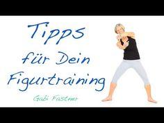 Tipps für Dein Figurtraining - YouTube