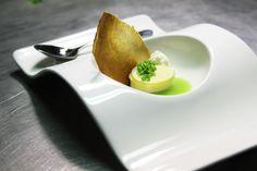 Montajes de platos innovadores