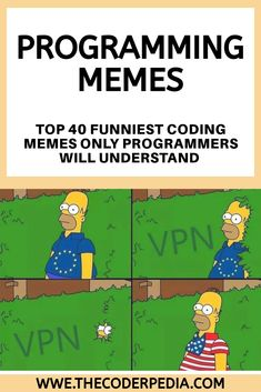 Programming is one of the field which have lot of funny memes available. Here are the Top 40 funniest Programming Memes only Programmers can understand. Python Programming, Computer Programming, Funny Memes, Jokes, Life Without You, Learn To Code, Top 40, Best Inspirational Quotes, Stress And Anxiety