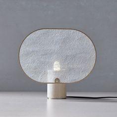 Screen Light // Oval (Wabi Black)