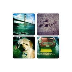 Turn your summer Instagram photos into a Photo Gallery Set of 4 2x2 Magnets | Shutterfly.com