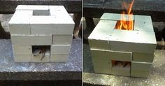 There are numerous rocket stove designs on the market, however this super off-grid tutorial will teach you how to make your own using...