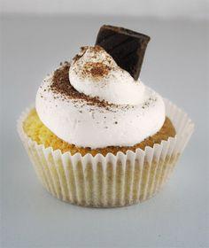 Cupcakes Garden: Chocolate cupcakes