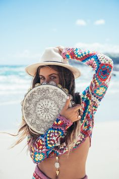 Mimi Elashiry for Turquoise Lane Spell Designs-11 - love love the necklace and sweater and hat