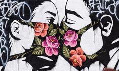 Coronavirus street art — The Guardian Edward Hopper, Gilbert Legrand, Book Art, Seed Bank, Amazing Street Art, Street Art Graffiti, Street Art Utopia, Street Art News, High School Art