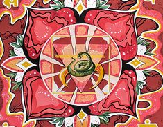 Muladhara Chakra, Chakra Art, New Work, Appreciation, Behance, Profile, Calm, Yoga, Fine Art