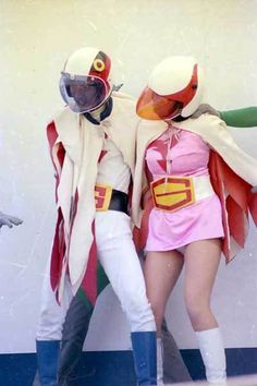 科学忍者隊ガッチャマン 詳細不明 Epic Cosplay, Cosplay Costumes, Awesome Cosplay, Cosplay Ideas, Cute Japanese, Vintage Japanese, Japanese Superheroes, Battle Of The Planets, Lupin The Third