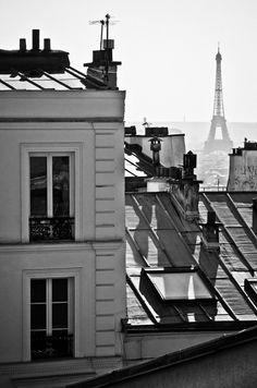 Eiffel Tower, Paris, France. # travel-paradise divine france
