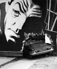 Champs Elysees avril. 1959. ¤Robert Doisneau. Atelier Robert Doisneau | Offical website