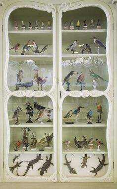 bonnier de la mosson's cabinet of natural history, paris.