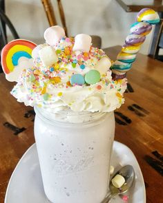 Introducing Unicorn Hot Chocolate - Where to Find Pink Hot Chocolate