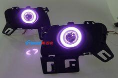 115.00$  Buy now - http://aliafr.shopchina.info/1/go.php?t=32744445311 - eOsuns CCFL angel eye led daytime running light DRL + halogen Fog Light + Projector Lens for mazda 6 coupe 115.00$ #magazineonlinewebsite