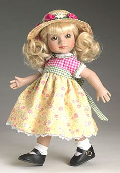 """ann estelle. She was added to my """"Big Girl"""" doll collection."""