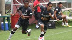 Selección Peruana Sub 20 empató con Sport Boys en partido amistoso #Depor
