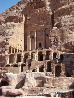 Petra Inspiration: Lost City Of Stone »  Jordan