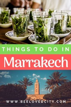 Looking for a travel guide to help you plan your trip to Marrakech? Check out the top things to do in Marrakech in our ultimate Marrakech Travel Guide. Perfect to organise your holidays with ease! Visit Marrakech, Marrakech Travel, Morocco Travel, Marrakech Morocco, Africa Travel, Ancient Greek Architecture, Gothic Architecture, Vietnam Travel, London City