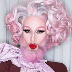 7 Drag Makeup Renegades you need to follow on Instagram - The Makeup Blog For Makeup Artists | Mascara Wars
