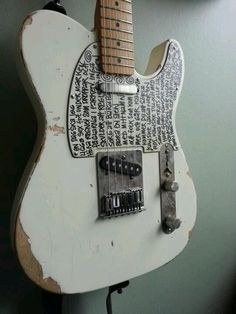 Very interesting looking Telecaster #Guitar http://ozmusicreviews.com/music-promotions-and-discounts