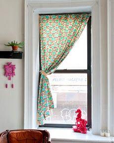 Sewing curtains 101 via design sponge