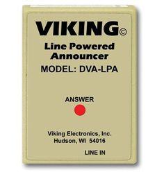 Phone Line Powered Digital Voice