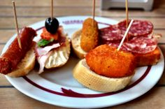 Pintxos – My Favorite Part of Spanish Cuisine
