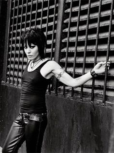 "Joan Jett - ""I Love Rock 'n Roll"" changed the way we thought about music — especially how we thought about women making rock music."