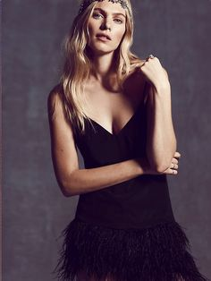 Free People Mia Flapper Dress at Free People Clothing Boutique