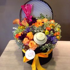 Gift for you - flower boxes