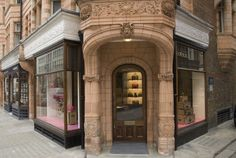 Loewe's first London store