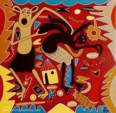 LILANGA | George Lilanga, Wacha Anyonye Na Huyu Kwa Sababu, 1999.
