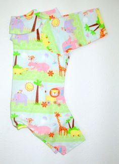 Dog Clothing  Pajamas Toy Breed OOAK  by BloomingtailsDogDuds, $23.95