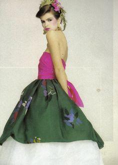 1970s Dior - Gia Carangi