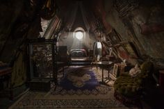 Crimson Peak Director: Guillermo del Toro Production Design: Tom Sanders