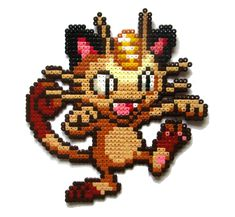 #052 - Meowth by Aenea-Jones.deviantart.com on @deviantART