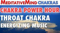 Chakra Power Hour - Throat Chakra Energizing Music | 384 Hz Vibrations