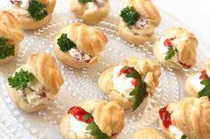 Jauheliha-munakasrulla - Ruoka & Koti Pasta Salad, Koti, Sushi, Ethnic Recipes, Foods, Crab Pasta Salad, Food Food, Food Items, Sushi Rolls