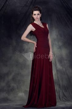 9ae713b4caf Princess Vintage Floor Length V Neck Anderai s Mother of the Bride Dress.  off on dressbraw!