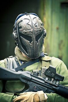 Finmere Airsoft - The Masked...    http://www.airsoftmasks.net/