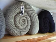 Ammonite Shelf   Giant ammonites cusions are still available…   Flickr