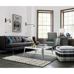 sterling coffee table   CB2