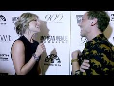 G does Fashion's Night Out with Ali Larter and our G Photo Booth