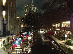 A stroll through San Antonio's River Walk. We love this city! #AGTSanAntonio #AGT #AmericasGotTalent
