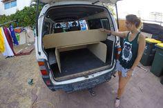 DIY Van to Campervan Conversion