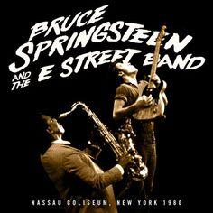 Bruce Springsteen & The E Street Band - December 1980 Nassau Veterans Memorial Coliseum, Uniondale, NY Bruce Springsteen Videos, Springsteen Concert, Elvis Presley, Classic Rock Artists, Nassau Coliseum, Rock News, E Street Band, Born To Run, Veterans Memorial